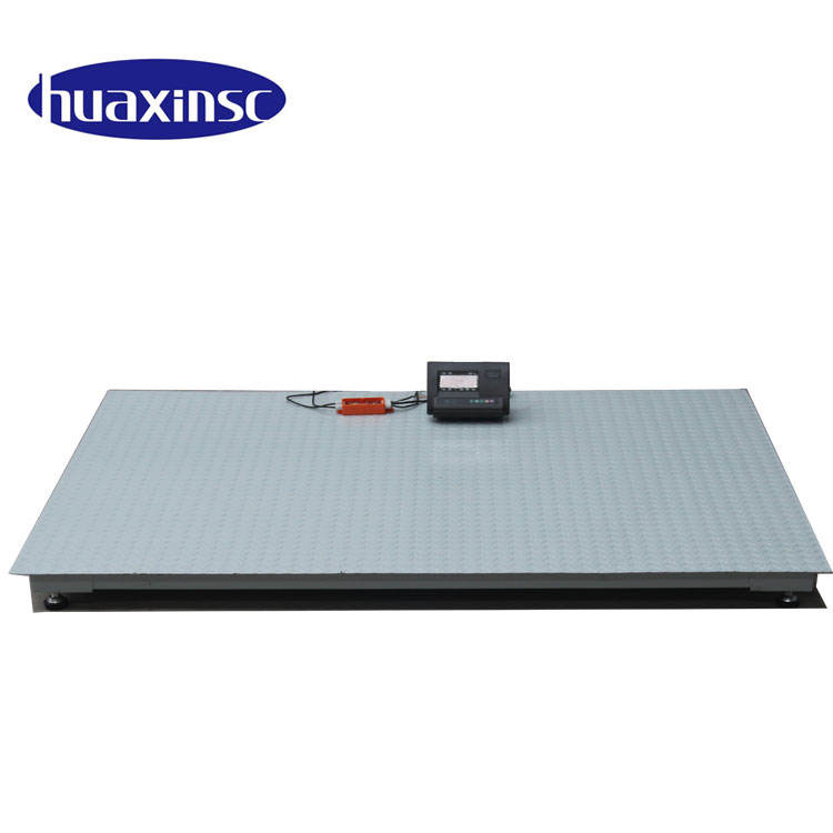 Promotion floor scale printer 2ton digital