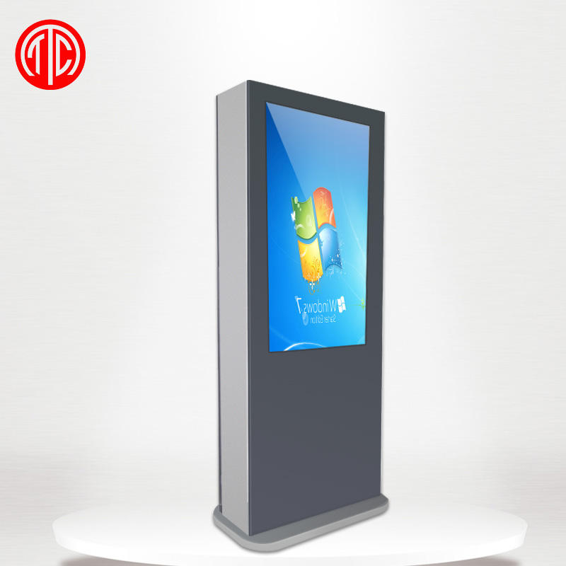 82 &quot;Intemperie IP65 All&#39;aperto Digital Signage <span class=keywords><strong>LCD</strong></span> Display Advertising