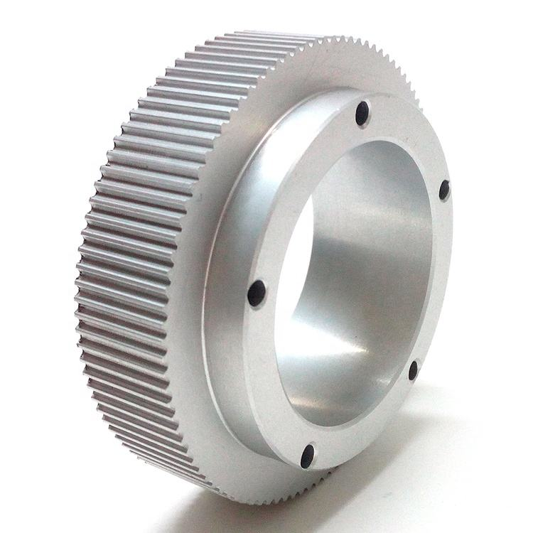 suppliers low noise timing belt pulley