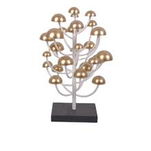 Mayco Home Decor Products Manufacturer European Modern Gift Sculpture Accessories Gold Desk Decoration For Home