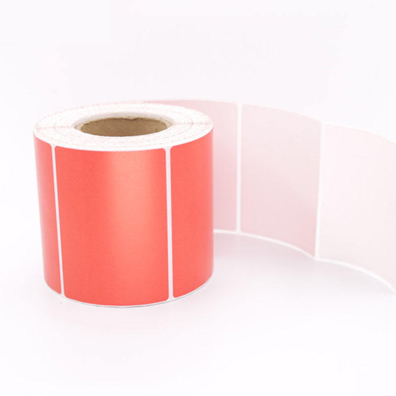 Factory Direct Thermal self Adhesive Label Sticker Paper Roll for Barcode Shipping Printing Packaging Label Paper