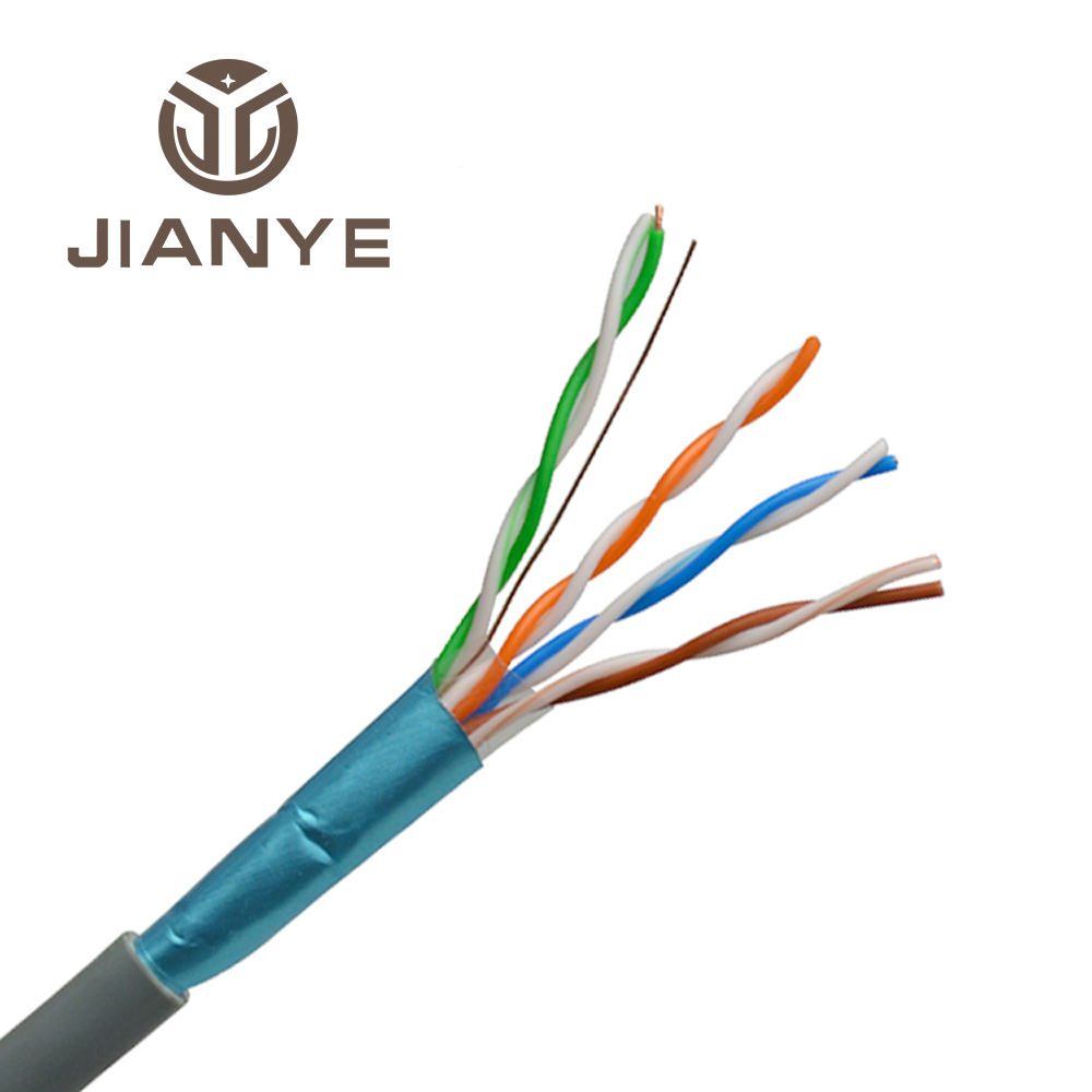 hotsale outdoor use FTP CAT5E LAN Cable
