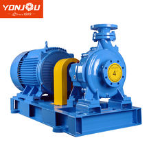 YONJOU IS Horizontal Heavy Duty Industrial Water Circulation Pump  Irrigation Agriculture Electric Centrifugal Water Pump
