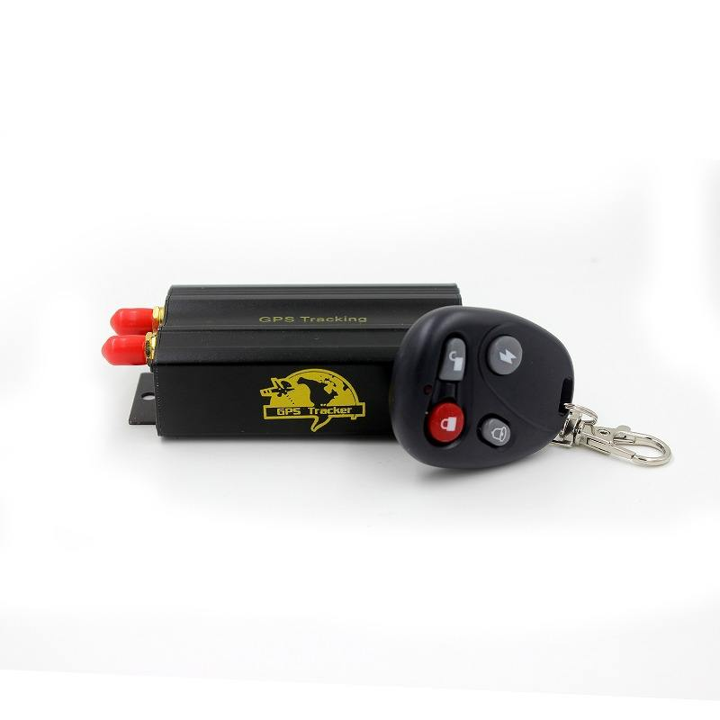 TK103B GSM / GPS / GPRS Car GPS Tracking System with Remote For vehicle / car / truck tracker