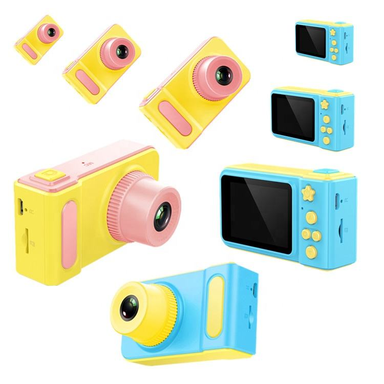 Packaging Customization CHRT X1 Waterproof Kids Camera Gift Toy Safety Mini Children's Digital for Child Children Boys