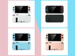 PC Protective Case For NS Mini Game Cover Crystal Cases For Nintendo Switch Game Accessories