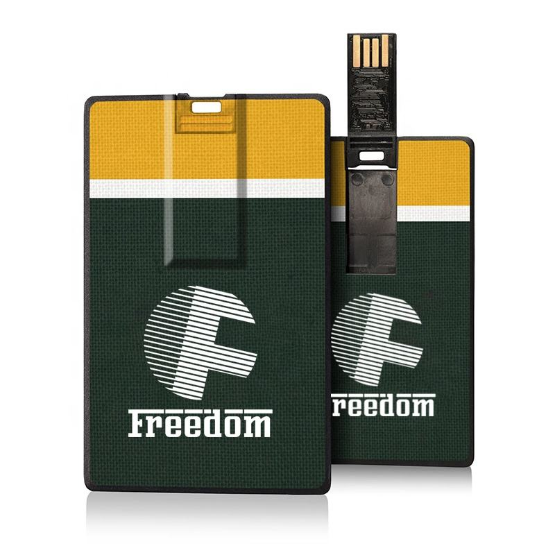 Promotional Gift Swivel USB Flash Drive With Custom Logo Printing