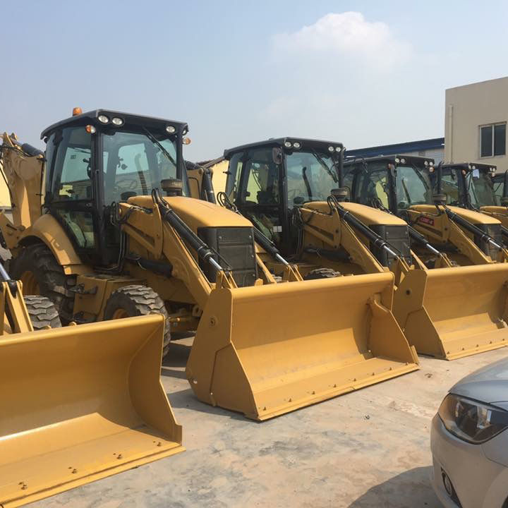 Used japan made Backhoe loader used 3CX,4cx backhoe loader