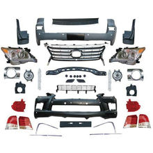 LEX LX570 body kit 2009 Upgrade 2012