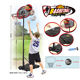Basketball Set Kids Kids Basketball Set High Quality Portable Basketball Set Kids Toys Sport Basketball Stand