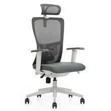 Factory Price Ergonomic Mesh Office Chair, Green Color Commercial Furniture Ergonomic Mesh Swivel Office Chair With Back
