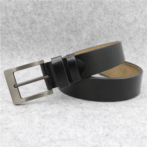 Real Cowhide Belts For Men Hot Genuine Leather Belts Men's Pin Buckle Belt Fashion Wholesale LQbelt Factory Custom LOGO