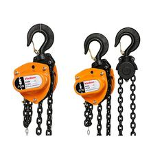 Vanbon top quality 0.5ton 1ton 2ton 3ton 5ton chain pulley block hoist with G80 load chain for USA JAPAN Market