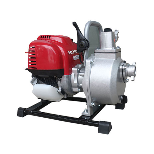 Low Price High Pressure Centrifugal Petrol Gasoline Engine 1 inch Water Pump For Agricultural Irrigation