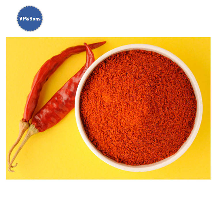 High Quality Dried Red Chilli Powder from Top Supplier