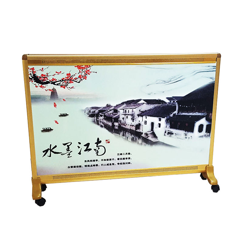 Factory MADE IN CHINA infrared heating panel moving heater carbon fiber heating
