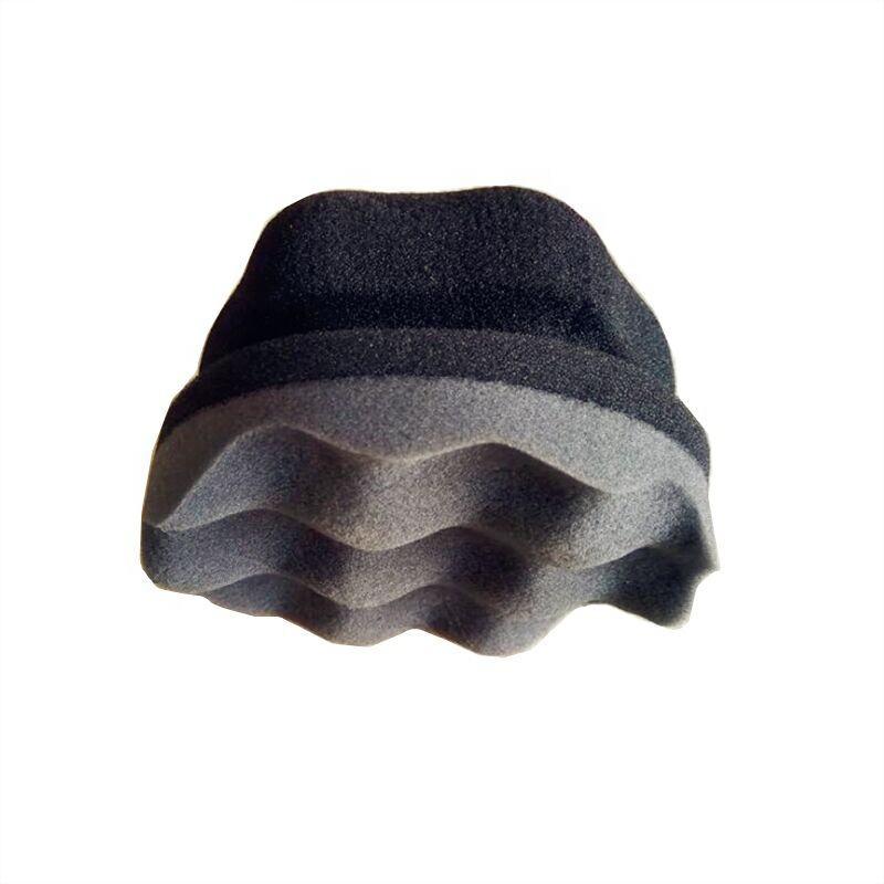 <span class=keywords><strong>Auto</strong></span> <span class=keywords><strong>Auto</strong></span> Tire Dressing Applicator Draagbare Handige <span class=keywords><strong>Auto</strong></span> Polijsten Spons Golf Type Band Dressing Gereedschap Hex Grip Applicator