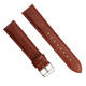16-26mm Genuine Leather Band Bracelet Wrist Leather Strap