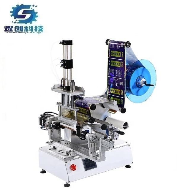 XC-616 Manual labeling machine for bottle