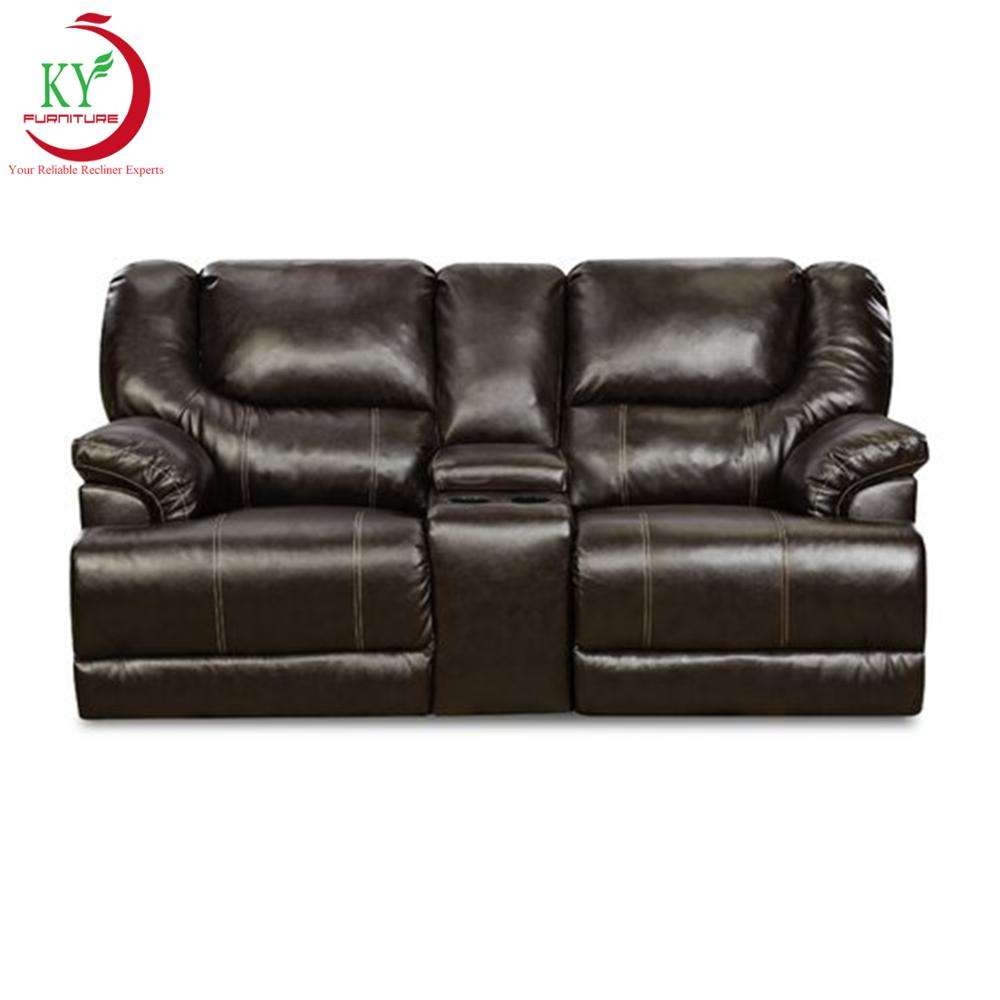 JKY Furniture 3 Piece Living Room TV Motion Multi-Functional Recliner Sofa Set