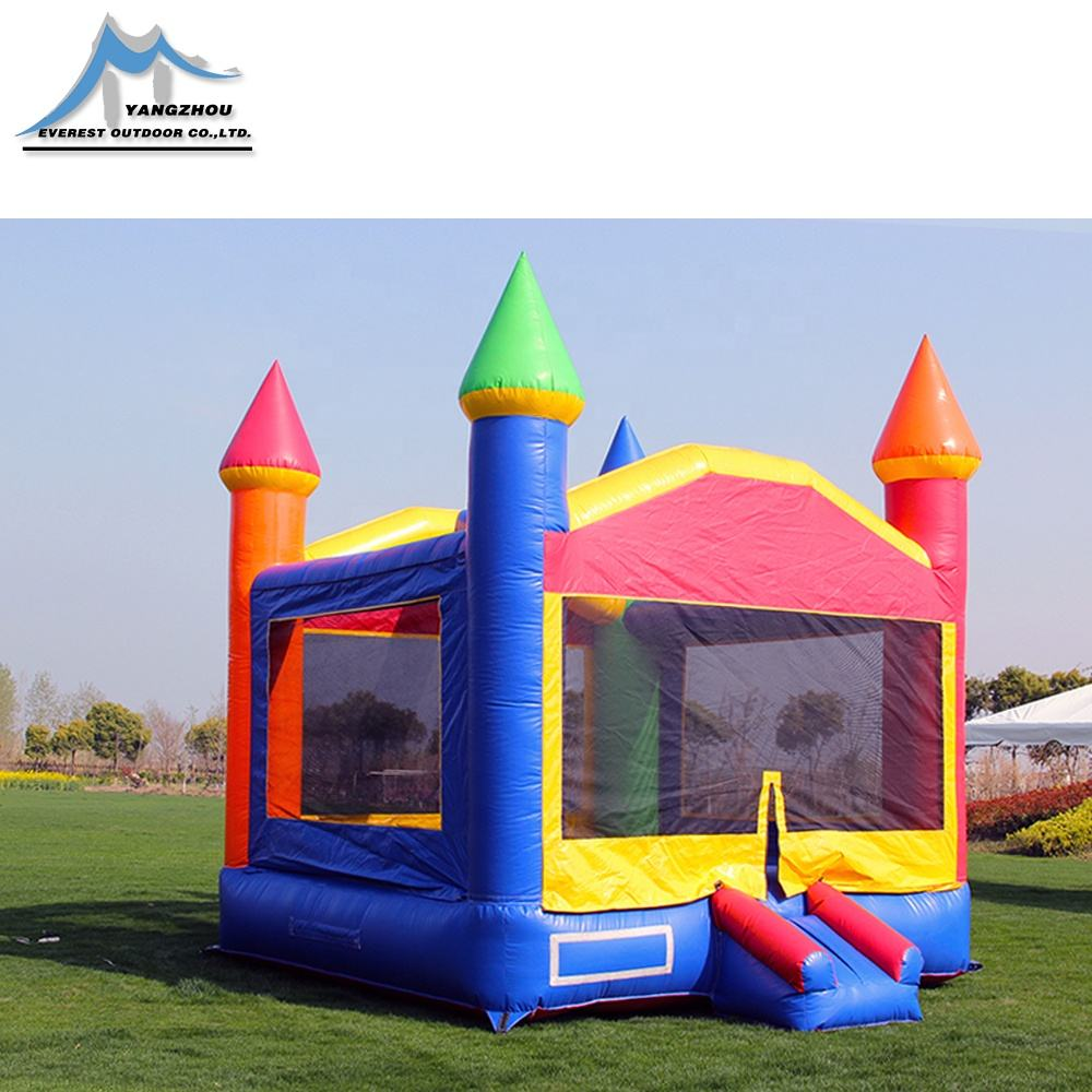 Trustworthy China Supplier 15'x15'x15' castle bounce house bouncing castle inflatable