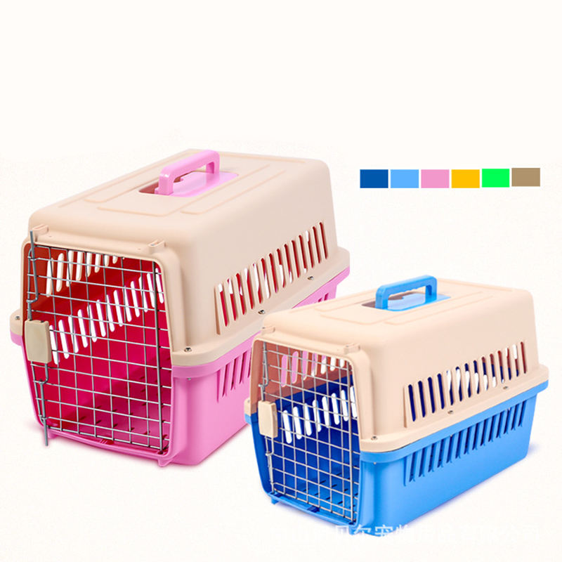 Wholesale Cat Consignment Aluminum Pet Boarding Cages For Pets Pet Cage Cover