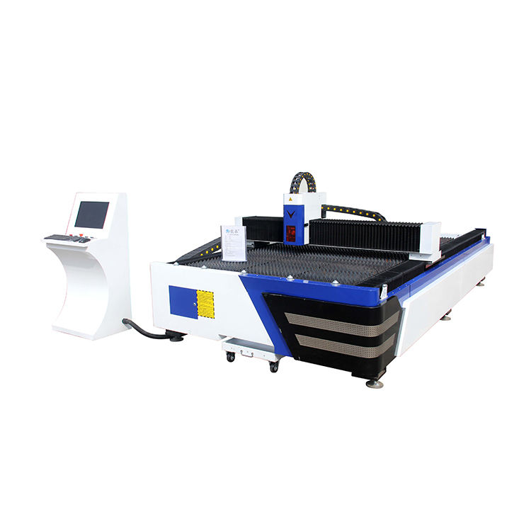 1000W Hot Sale Fiber Laser Cutting Machine Ipg/Raycus Laser Brand