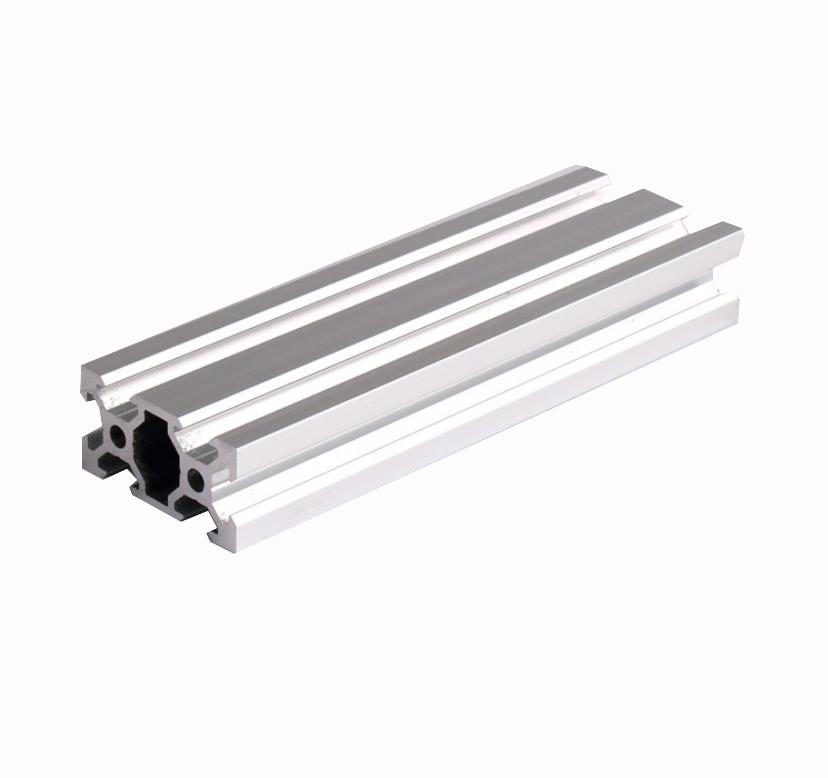 2040 v slot rail aluminum profile extrusion 500mm length per piece
