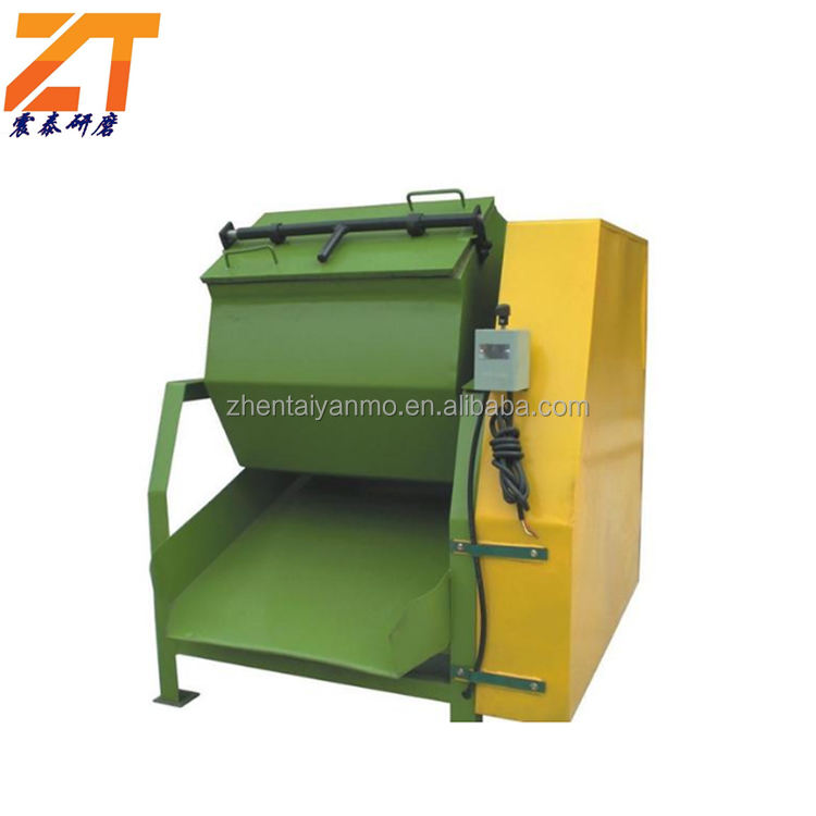 Can be customized Drum lapping machine for deburring polishing grinding and finishing/Free information and design