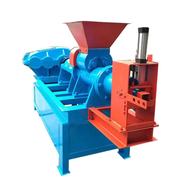 Charcoal Dust Briquette Coal Powder Briquetting Press Machine