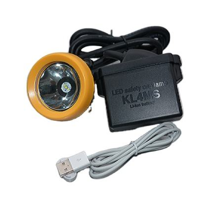 KL4MS LED Tambang Helm Lampu LED Safety Cap Lampu