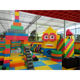 2020 Newest hot sale commercial safety indoor epp building blocks children playhouse