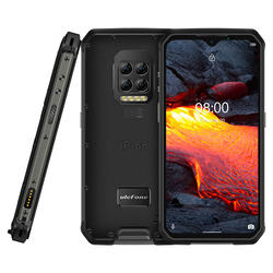 Ulefone Armor 9E  android 10 IP68 Rugged Mobile Phone Unlocked 4g smartphones celulares 6.3inch screen 64MP camera cellphone
