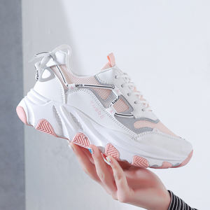 2020 Hot sale breathable women casual sports shoes ladies sneakers women