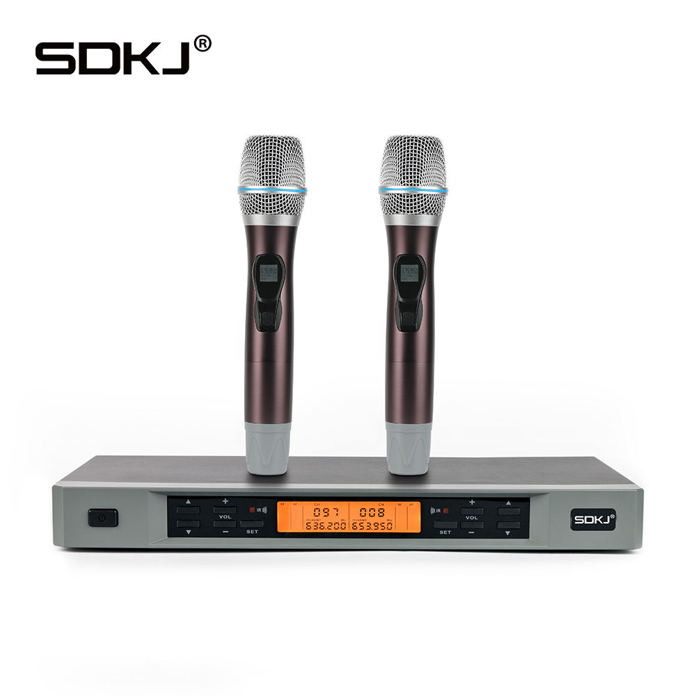 Best Price Voice Clearly 70Db SNR Wireless Microphone For Conferences