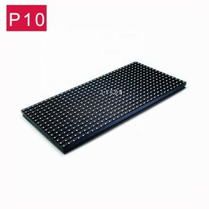 p10 led module outdoor advertising led display screen panel