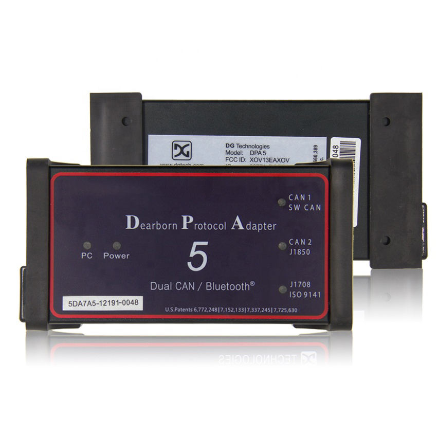 DPA5 Dearborn Protocol Adapter 5 Heavy-Duty Truck Diagnostic Tool DPA 5 Diesel Truck Diagnostic