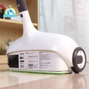 2020 Boomjoy Brush Cleaning Easy Home Sweeper