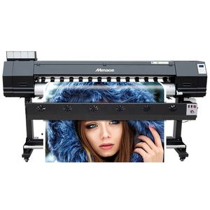 1.8M 1440Dpi DX5/XP600 Eco Solvent Grootformaat Printer Outdoor Banner/Dekzeil/Vinyl Printer Prijs