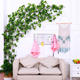 Greenery Artificial Ivy Wall Decoration for Hall Arrangement
