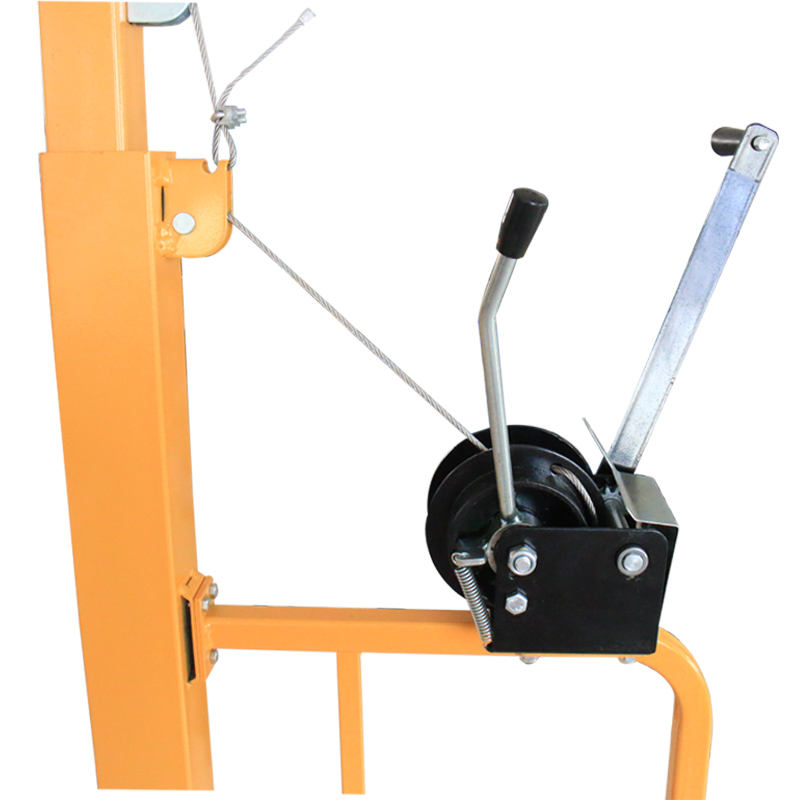 Battery Operated Hoist Gipsplaat Lifter