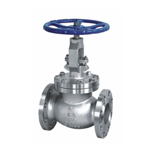 Stainless Steel 21/2 150Lb CF8 ANSI ASME Flanged Manual Operated Globe Valvesstainless steel