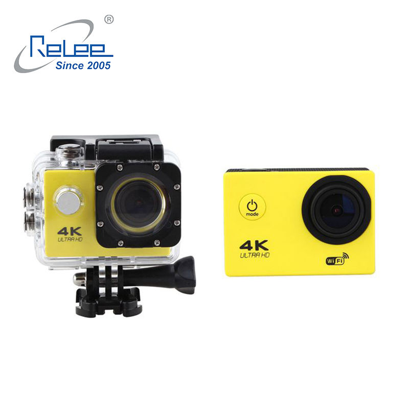 Remote control 1080P Wifi Outdoor Waterproof Sports Action Camera 30meters Underwater Camera