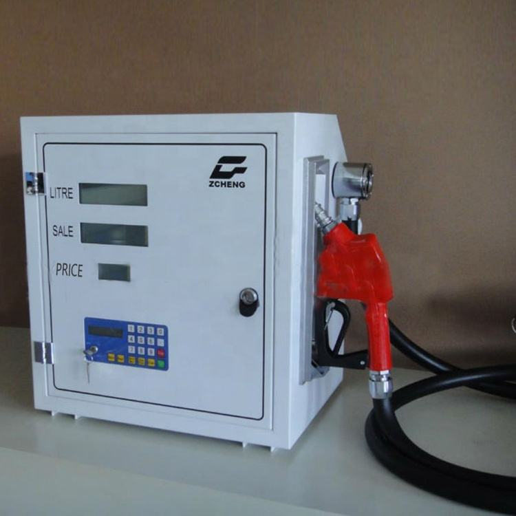 Petrol filling small mini fuel dispenser for truck-carrying
