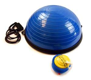 Fitness Gym Equipment Half Balance Yoga Ball