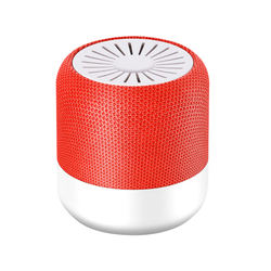 high quality TWS Colorful portable BT stereo mini wireless speaker