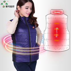 High Quality Winter Rechargeable Battery Health Care Insulat