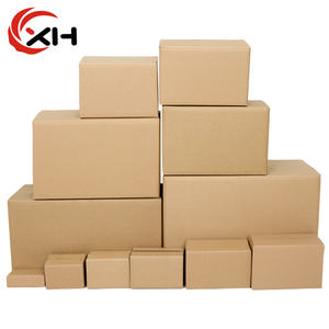 AB Flute corrugated carton for shipping box with good quality