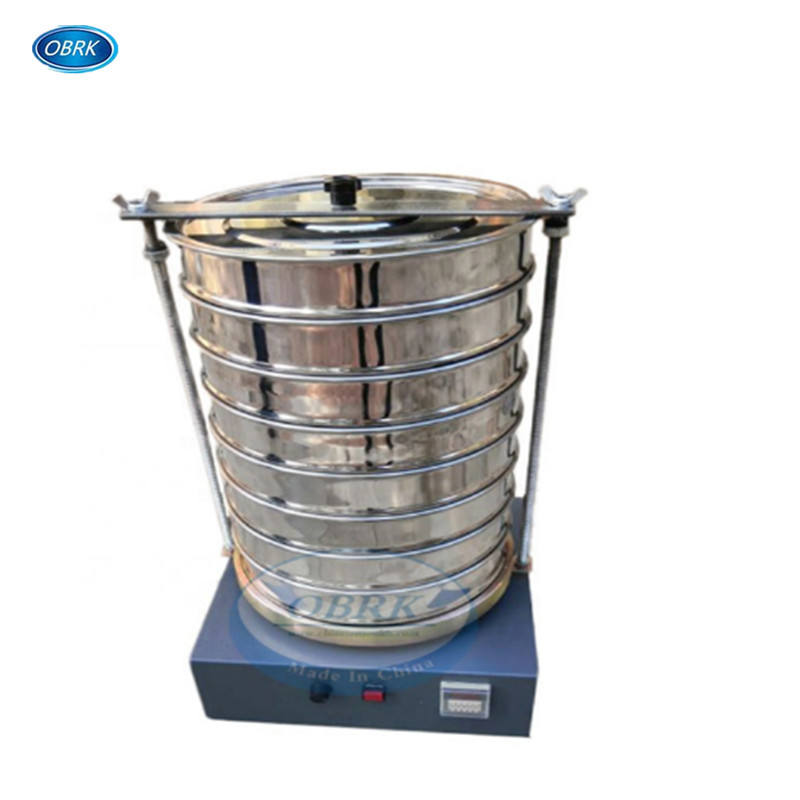 Layers Food powder laboratory testing sieve screen shaker/Lab using sieve sifter machine