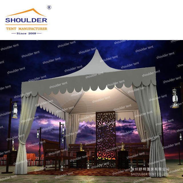 chinese pagoda tents gazebo tent 10mx10m